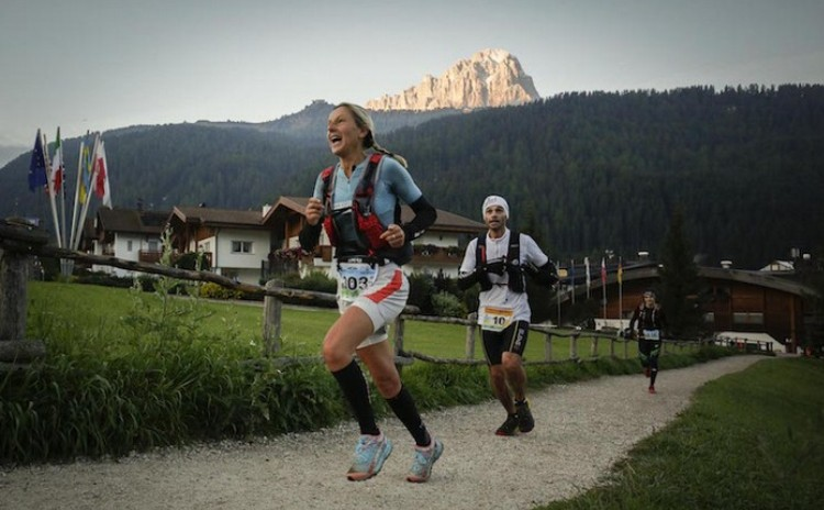 Sellaronda Trail Running - Trentino