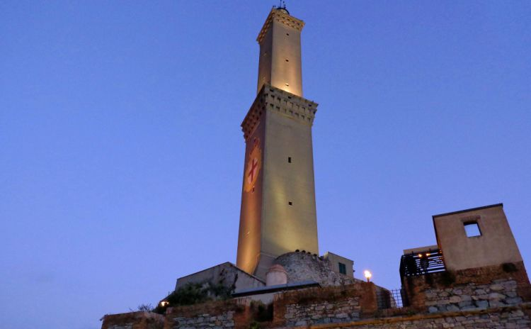 The Lighthouse of Genoa